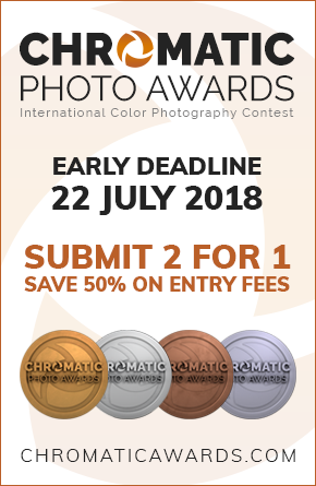 Chromatic Photography Awards - Color Photo Contest