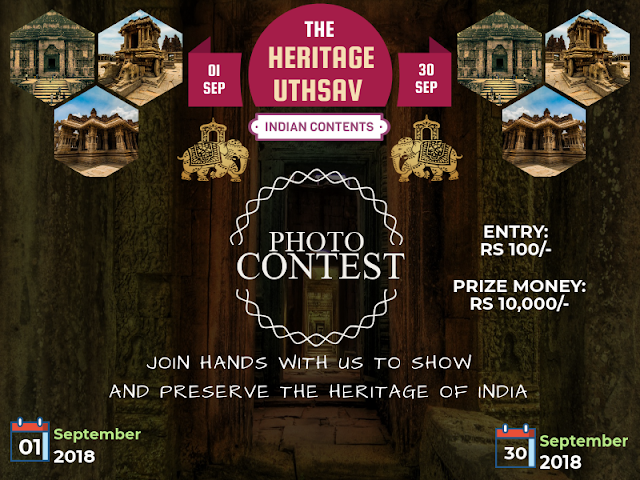 HERITAGE UTHSAV- Photo Contest - logo
