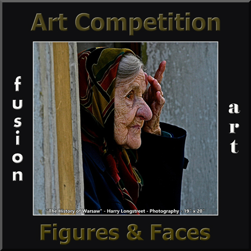 4th Annual Figures & Faces Art Competition - logo