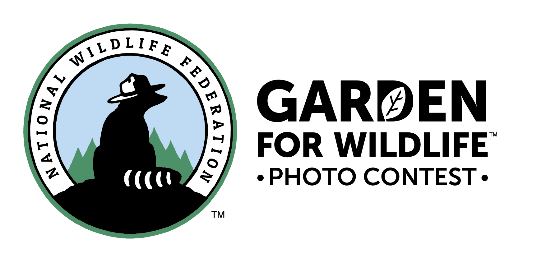 National Wildlife Federation's Garden for Wildlife Photo Contest - logo