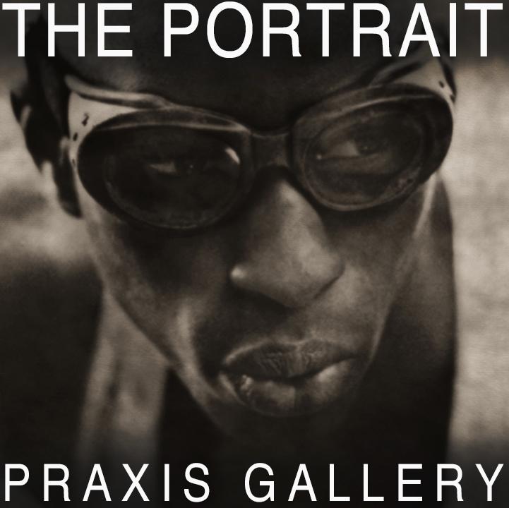 THE PORTRAIT | INTERNATIONAL JURIED PHOTO EXHIBITION - logo