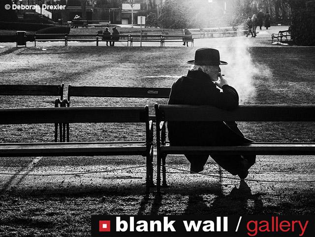 Black & White by Blank Wall Gallery - logo
