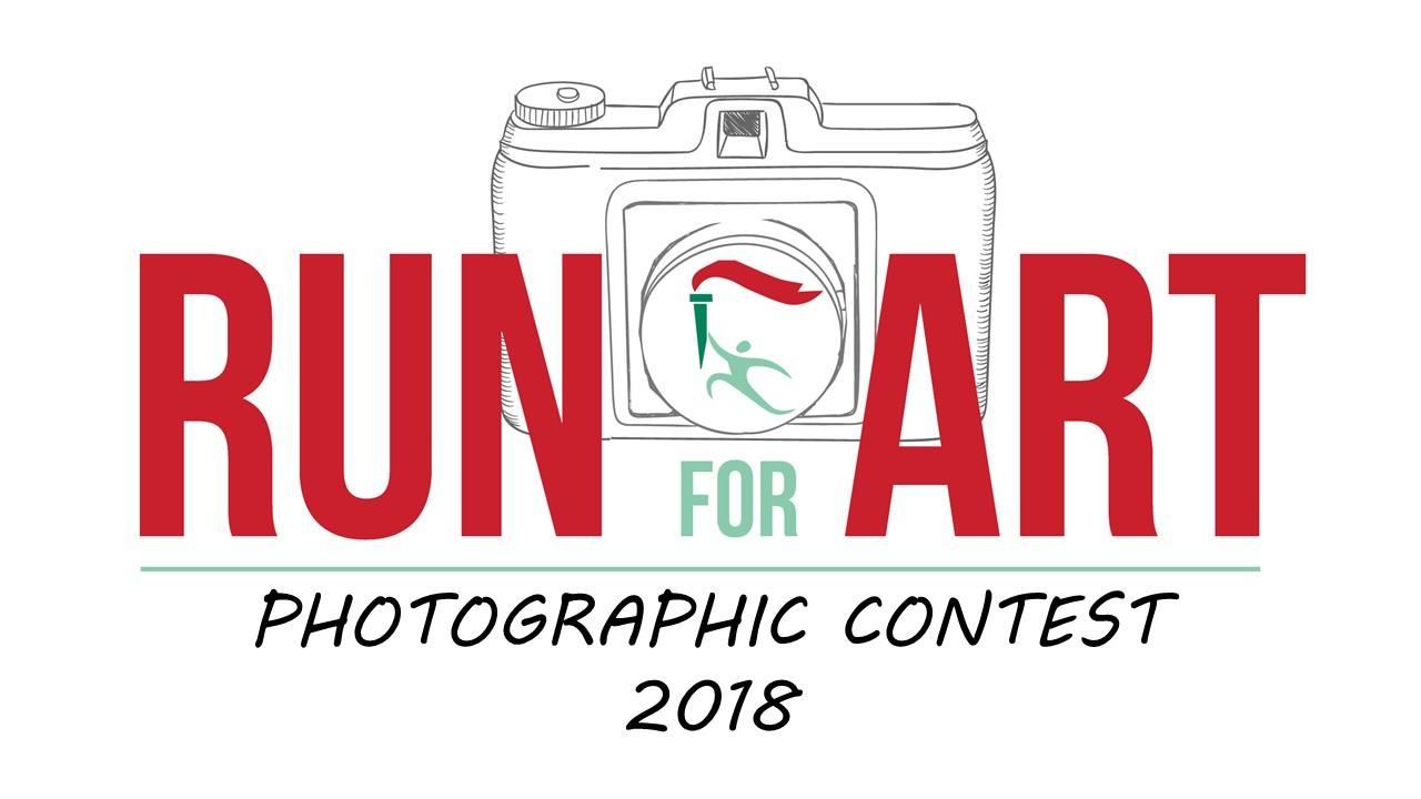 Run For Art 2018 - logo