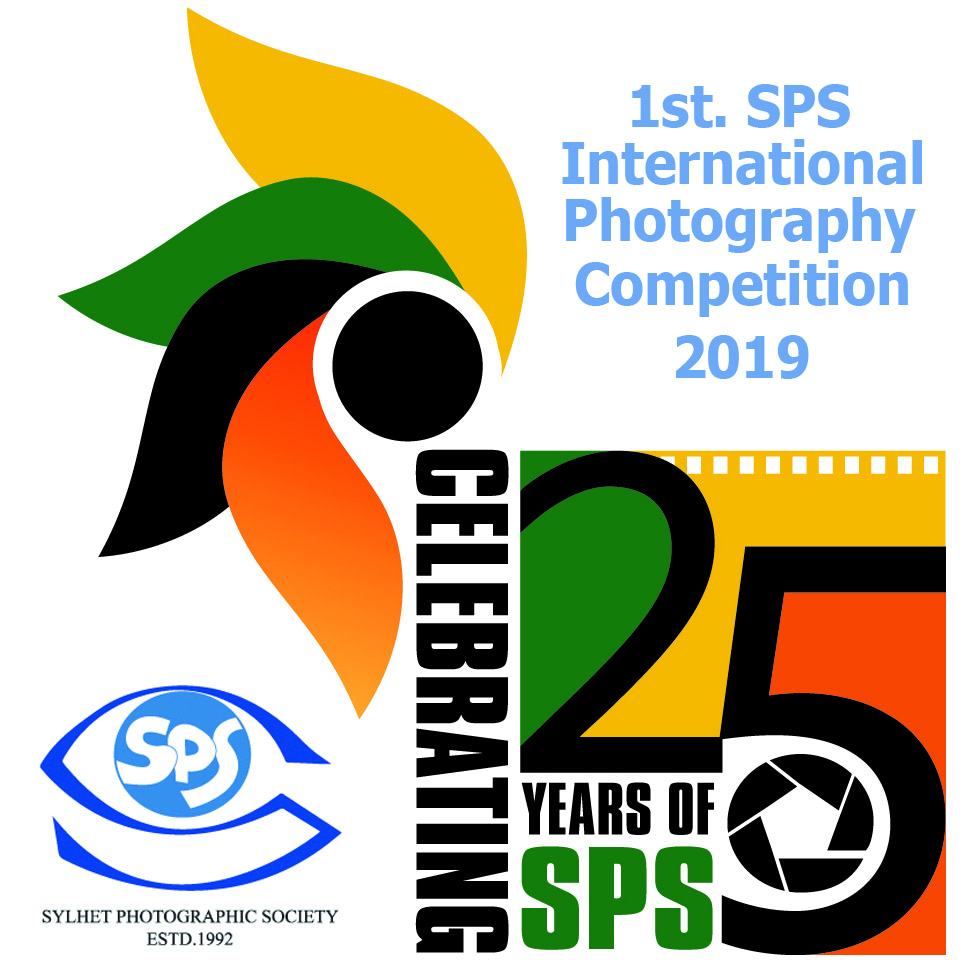 1st. SPS International Photography Competition and Exhibition 2019 - logo