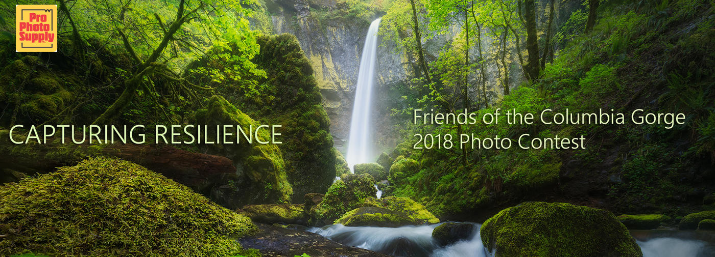 Capturing Resilience: Friends of the Columbia Gorge 2018 Photo Contest - logo