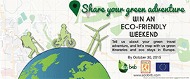 Share Your Green Adventure Photo Contest - logo