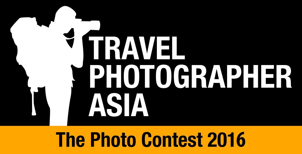 Travel Photographer Asia 2016 – Photo Contest - logo