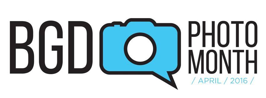 Belgrade Photo Month New Talents 2016 - logo