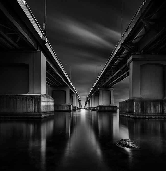 1st Place Winner – Architecture Photographer of the Year 2015 – Between the Eternity by Yoshihiko Wada (Japan)