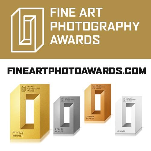 Fine Art Photography Awards 2018 - logo