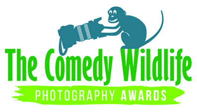 Comedy Wildlife Photography Awards 2017 - logo