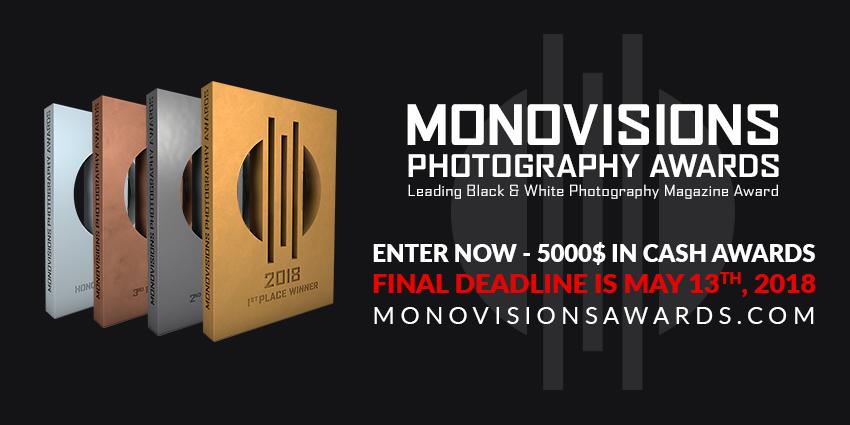 MonoVisions Photography Awards 2018 - logo