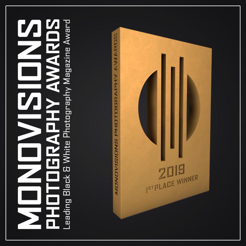 Monovisions Photography Awards 2019 - logo