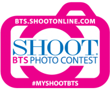 SHOOT 2017 Behind The Scenes (BTS) Photo Contest – Winter 2017 Edition - logo