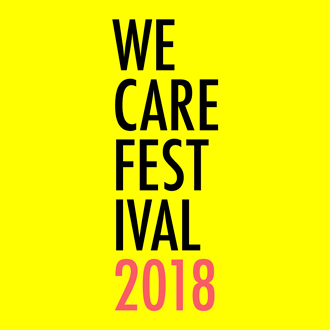 WeCare Festival: Living to the end - logo