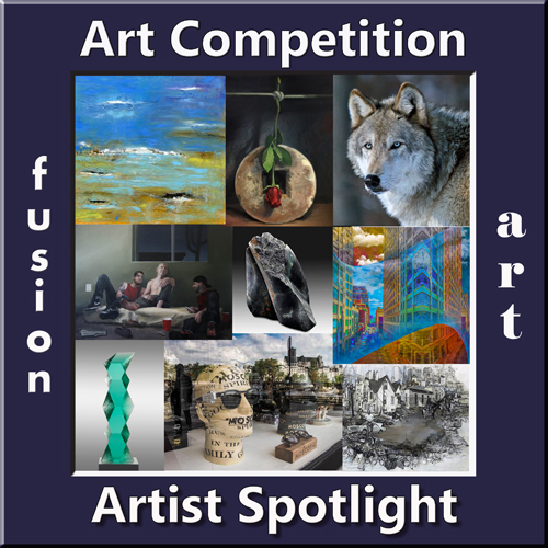 "3rd ""Artist Spotlight"" Solo Art Competition - logo"