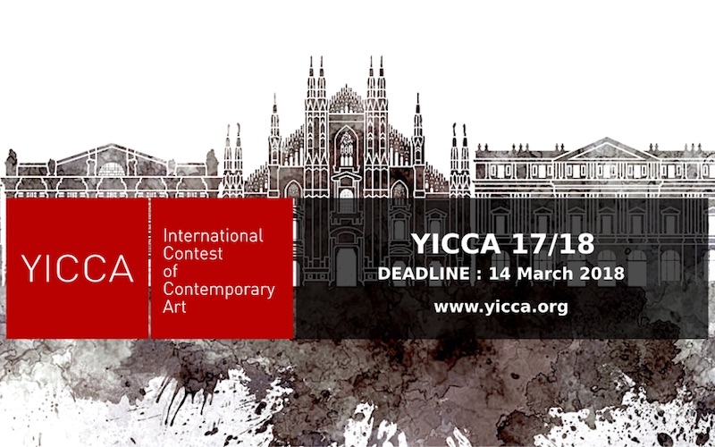 YICCA 17/18 – International Contest of Contemporary Art - logo