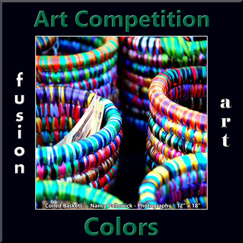"""2nd Annual """"Colors"""" Art/Photo Competition - logo"""