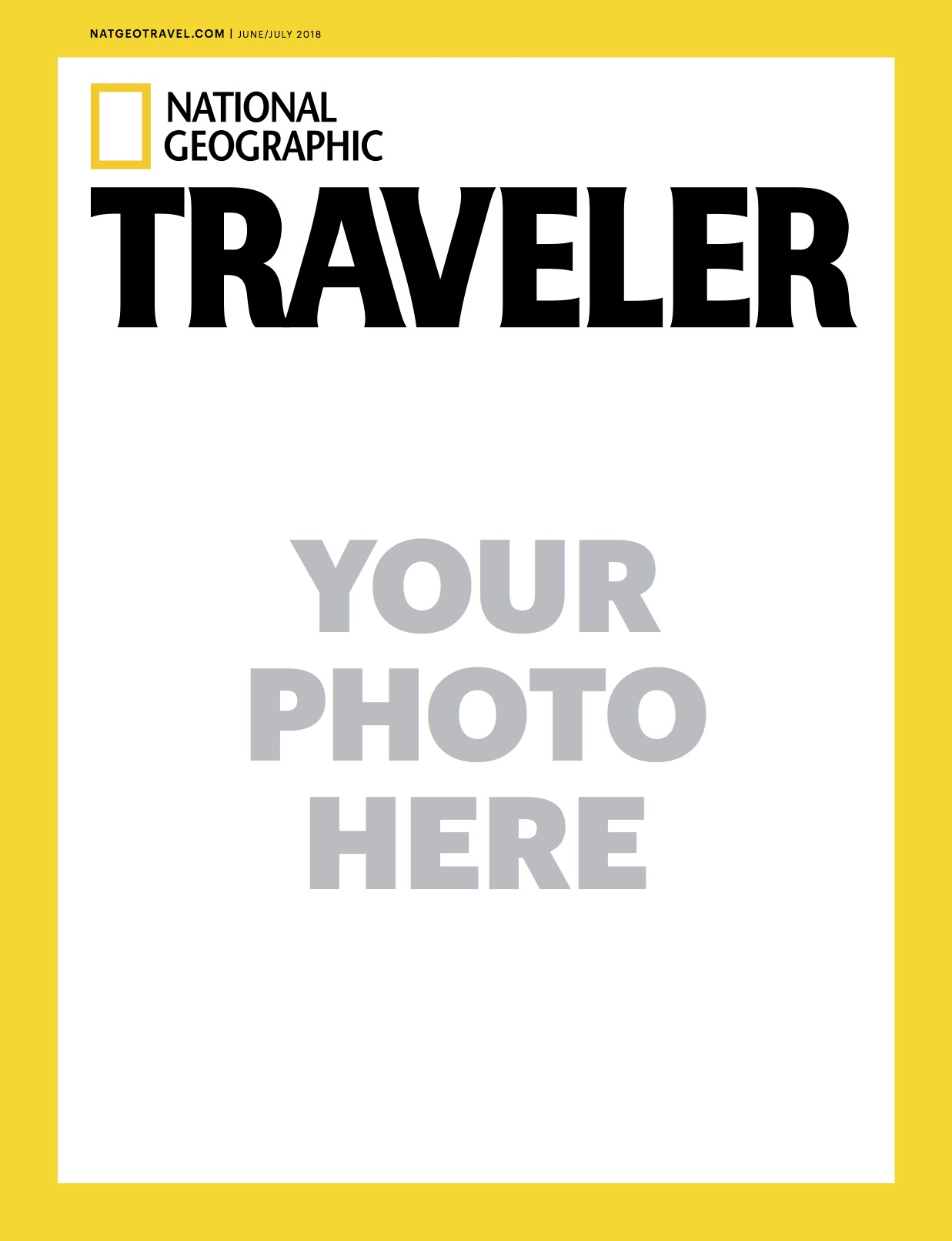 The Trip That Changed My Life National Geographic Travel Cover Competition