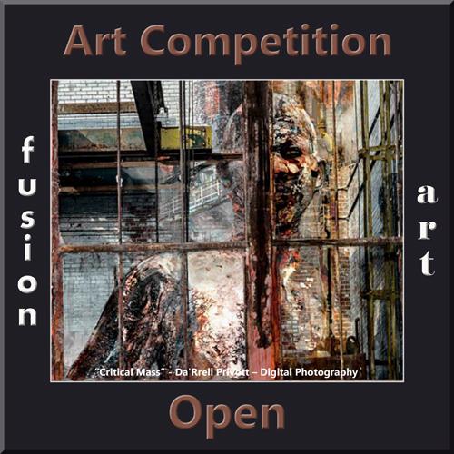 """Open"" (No Theme) International Art/Photo Competition - logo"