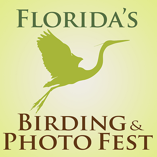 Florida's Birding & Photo Fest 2018 photo contest - logo