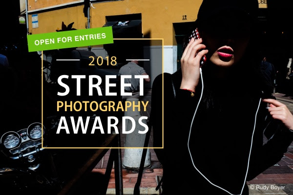 LensCulture Street Photography Awards 2018 - logo