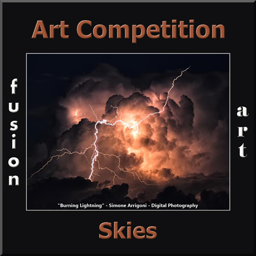 2nd Annual Skies Art Competition - logo