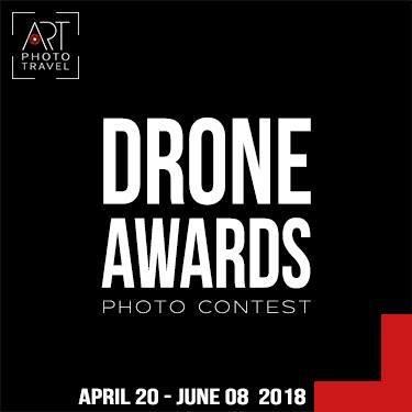Drone Awards Photo Contest 2018 - logo