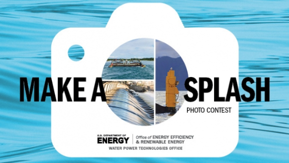 Make a Splash Photo Contest - logo