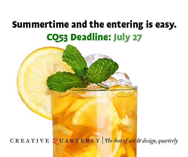 CQ53 International Call for Entries - logo
