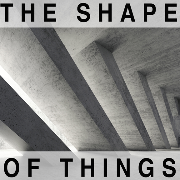 CALL FOR ENTRY | THE SHAPE OF THINGS - logo