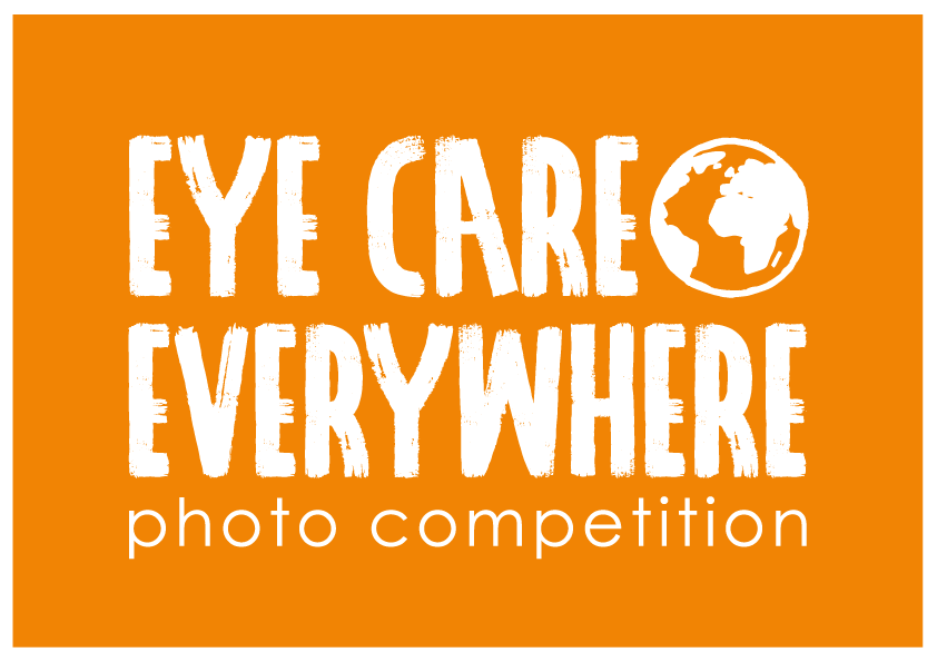 #EyeCareEverywhere Photo Competition - logo
