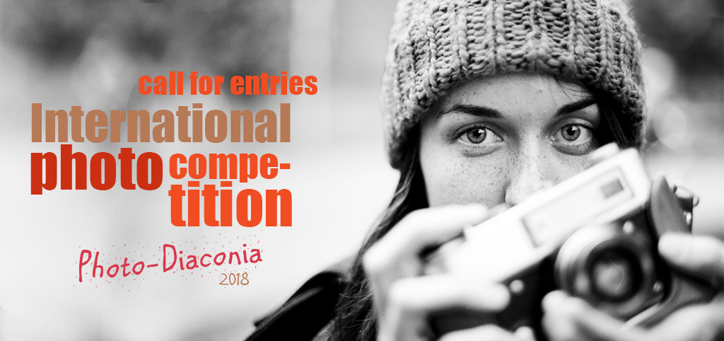 Call for entries – Photo-Diaconia International Photography Competition - logo