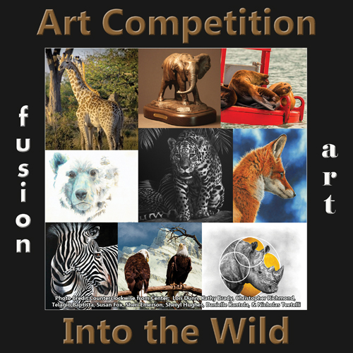 Into the Wild International Art Competition - logo