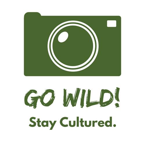Go Wild! Stay Cultured. - logo