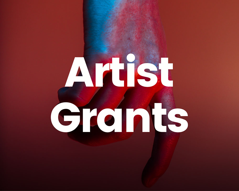 $5,000 in Grants for Artists | The Hopper Prize 2018 - logo