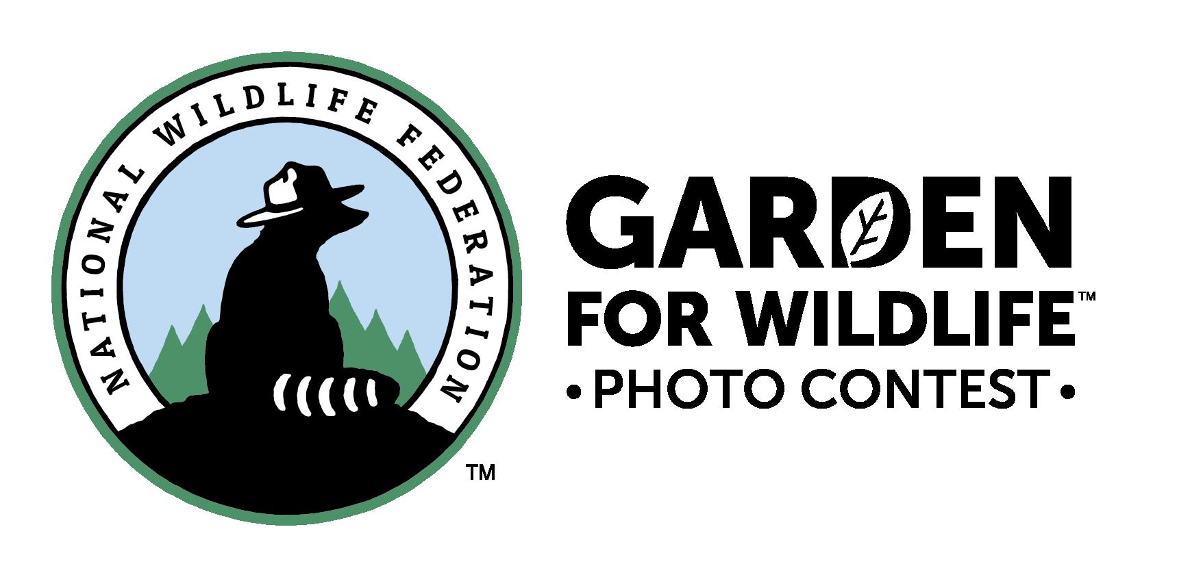 National Wildlife Federation's Garden for Wildlife Photo Contest - logo