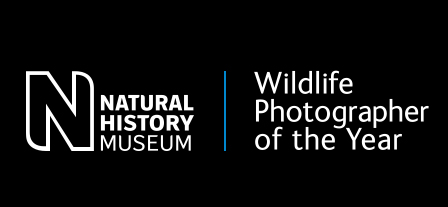 Wildlife Photographer of the Year 2019 - logo