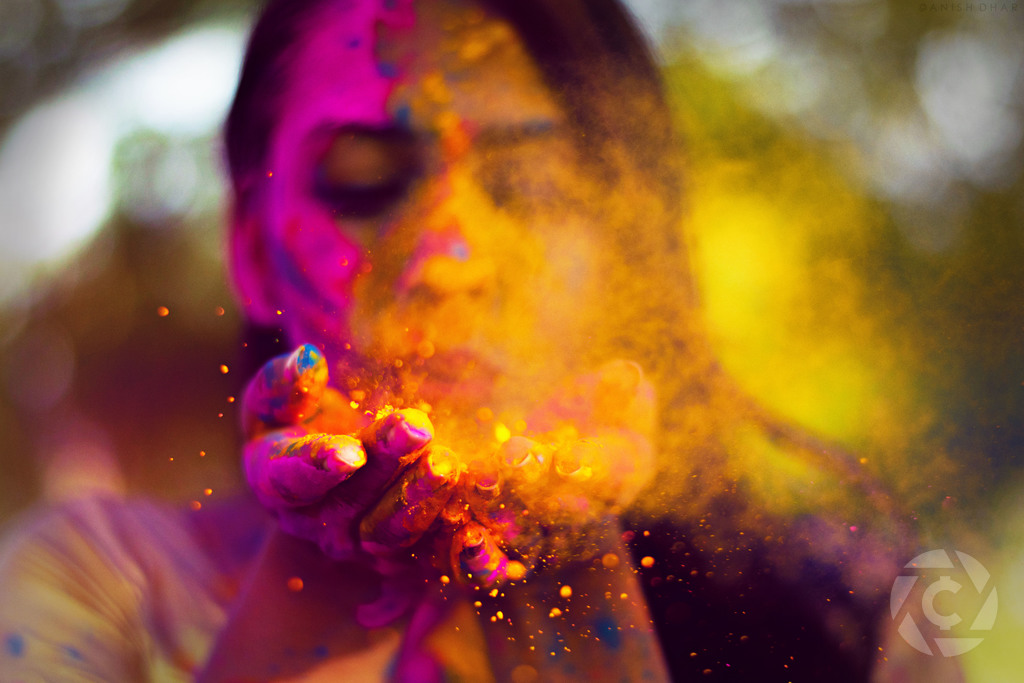 "CoinaPhoto Photo Contest ""Colours"" - logo"