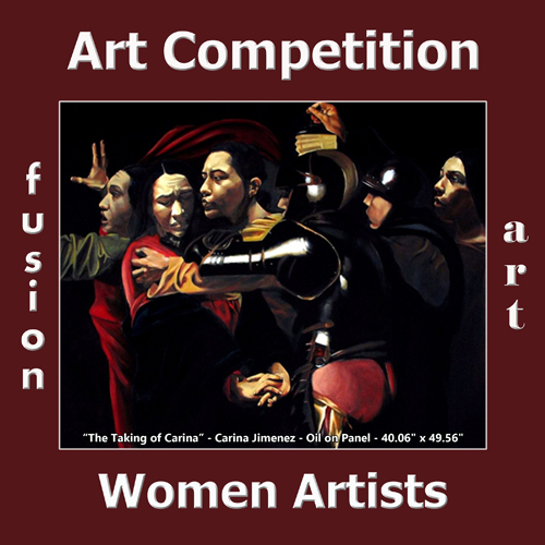 2nd Annual Women Artists Art Competition - logo