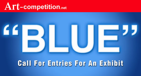 ART CALL TO PHOTOGRAPHERS and ARTISTS – BLUE 2018 - logo