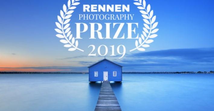 RENNEN Photography Prize 2019 - logo