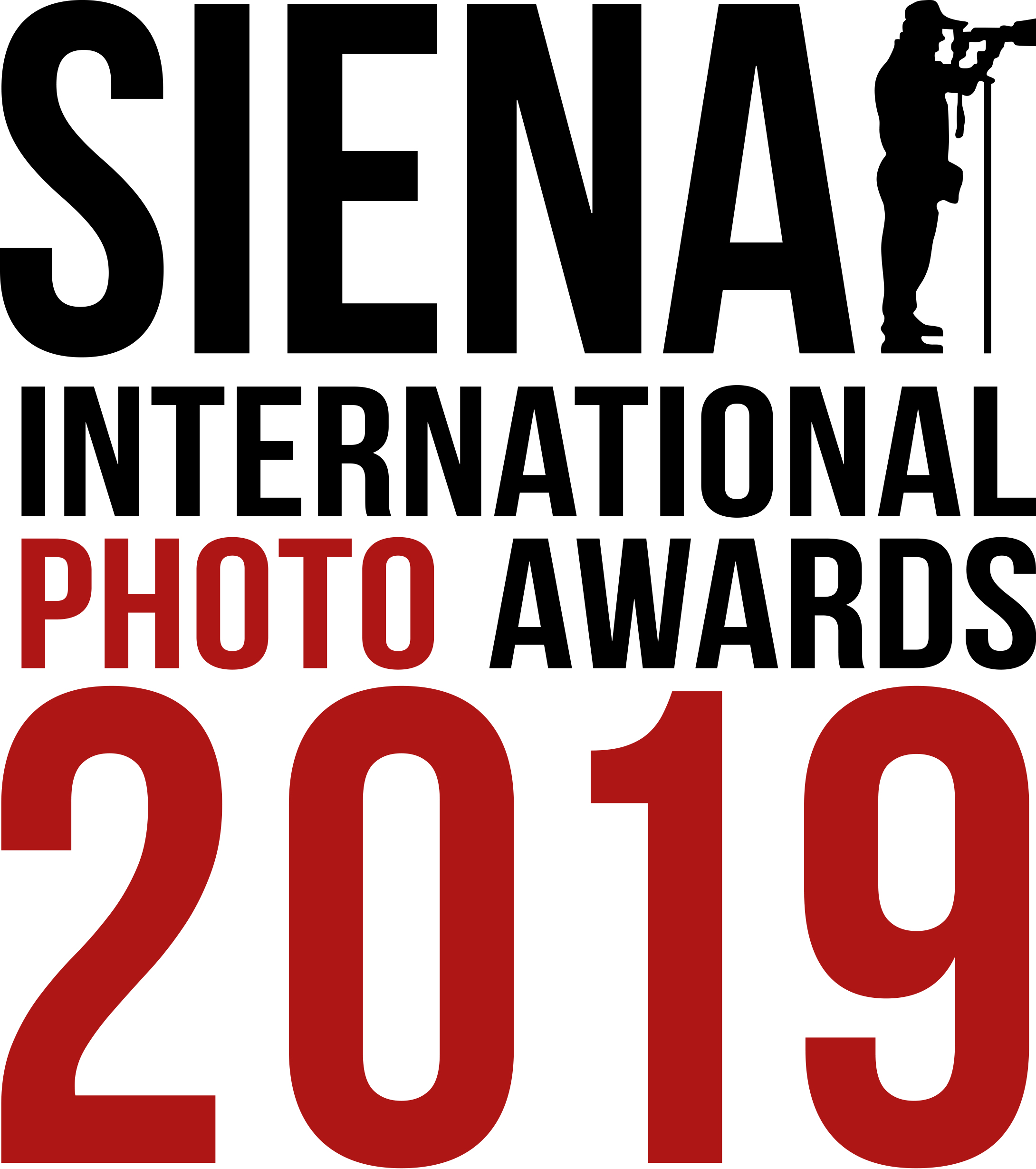 SIENA INTERNATIONAL PHOTO AWARDS 2019 - logo