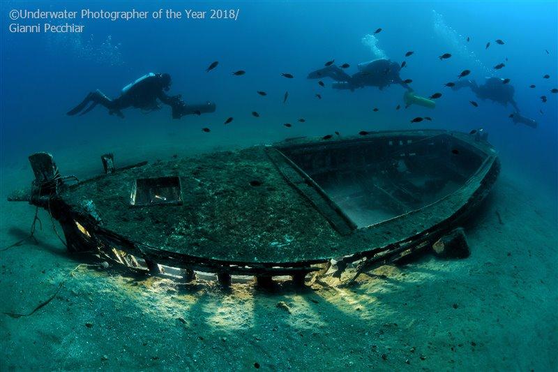 Underwater Photographer of the Year 2019 - logo