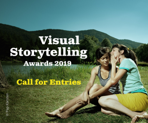 LensCulture Visual Storytelling Awards 2019 - logo
