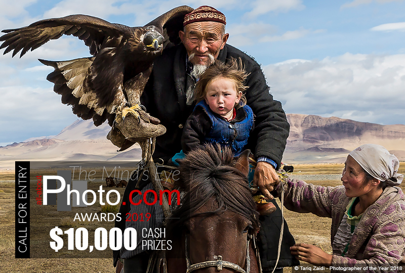 All About Photo Awards 2019 – The Mind's Eye - logo