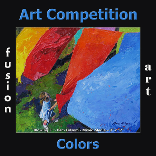 3rd Annual Colors Art Competition - logo