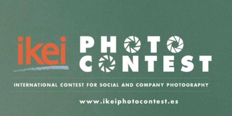 Ikei Photo Contest 2018 - logo