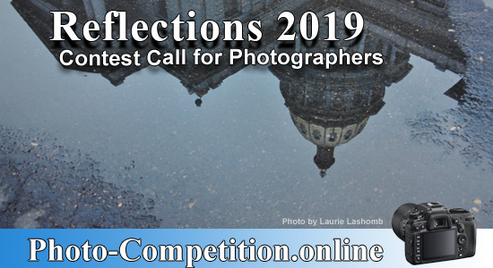 ART CALL TO STUDENT AND BEGINNER PHOTOGRAPHERS – REFLECTIONS 2019 - logo