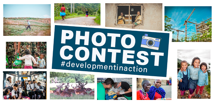 proposalsforNGOs #developmentinaction Photo Contest - logo